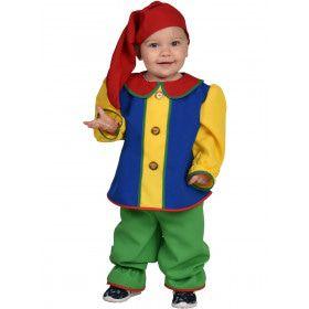 Olijke Kabouter Langmuts Sprookjesbos Kind Kostuum