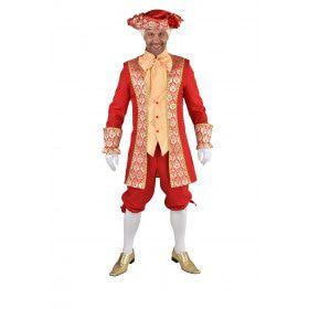Markies Raoul Con Riche Renaissance Man Kostuum