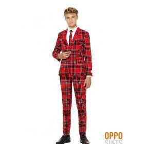 The Lumberjack Opposuit Teen Jongen Kostuum