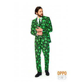 Cannaboss Dope-Head Opposuit Kostuum Man