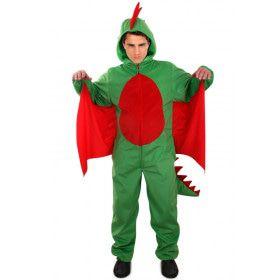 Drago De Draak Pluche Man Kostuum