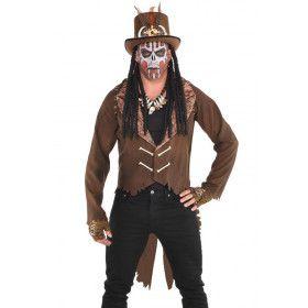 Voodoo Jas Baron Samedi Man