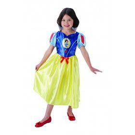 Sneeuwwitje Vriendin Van De Dwergen Sprookjes Meisje Kostuum