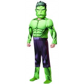 Luxe Groene Hulk Avengers Assemble Kind Kostuum