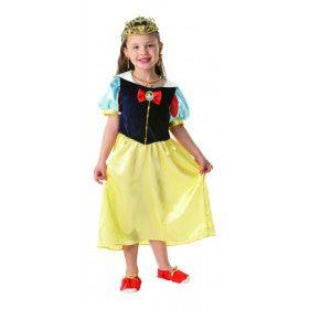 Compleet Sneeuwwitje De Schoonste Van Het Land Meisje Kostuum