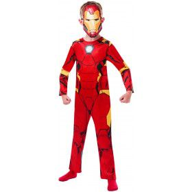 Iron Man Classic Kind Boy Of Steel Jongen Kostuum