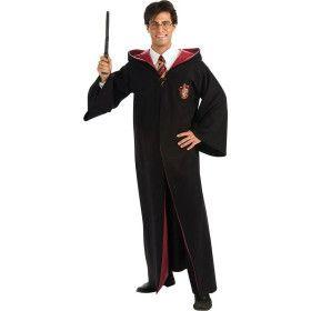 Deluxe Harry Potter Tovert Zich Een Slag In De Rondte Man Kostuum