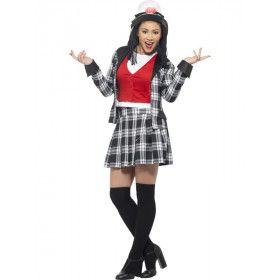 Clueless Dionne Schooluinform Vrouw Kostuum