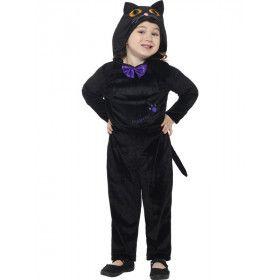 Zacht Spinnende Kat Kostuum