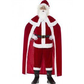 Warm Noordpool Kerstman Kostuum
