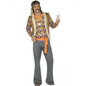 Lotus Hippie Man Kostuum