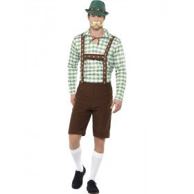 Manfred Tiroler Alpen Kostuum