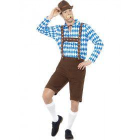 Rummenigge Bierfeest Man Kostuum