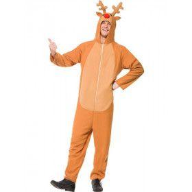 Rudolf Lapland Kerst Man Kostuum
