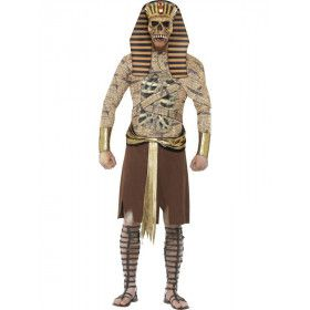 Lege Tombe Zombie Farao Man Kostuum