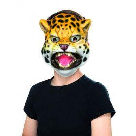 Masker Grommend Grauwend Luipaard