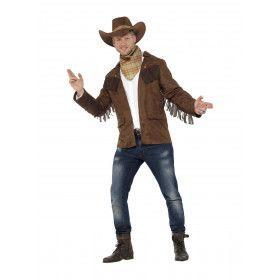 Sheriff Jamie Fast Gun Man Kostuum