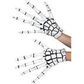 Handschoenen Lange Skelet Vingers