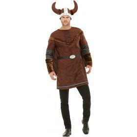 Stoere Noorman Krijger Kostuum
