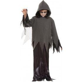 Lugubere Grafschender Halloween Kind Kostuum