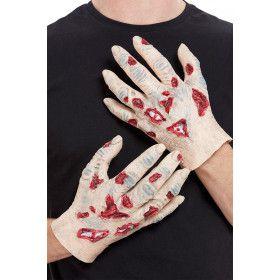 Zombie Handen Lepra Wonden