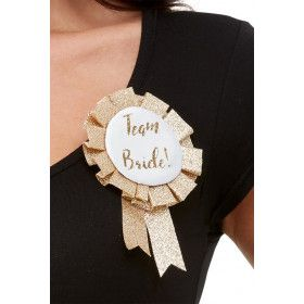 Team Bride Broche Bruidsmeisjes