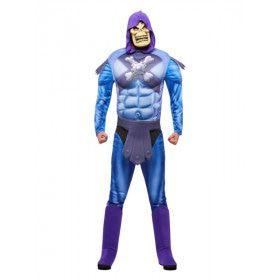Kwaadaardige Superschurk Skeletor Vrouw Kostuum