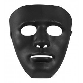 Classic Creep Masker Anonym Zwart