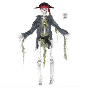 Halloween Deco Piraten Skelet 42 Centimeter