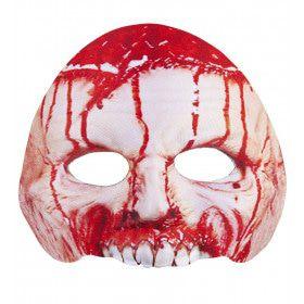 Halloween Halfmasker Kinloos Bloederige Psycho