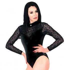 Body Dame, Fluweel En Kant Vrouw Kostuum