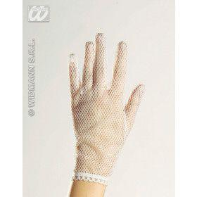 Nethandschoenen Wit