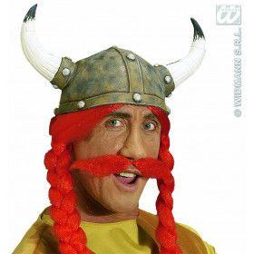 Snor Groot Rood