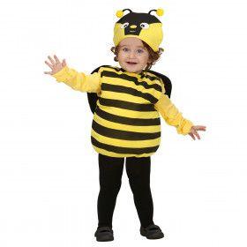 Opgevulde Bij Kind Bumble Bee Kostuum Kind