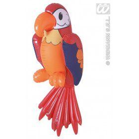 Opblaasbare Papegaai 60 Centimeter