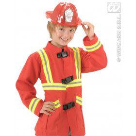 Brandweerhelm Kind