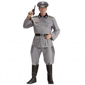 Herr Hans Von Klausewitz Kostuum Man