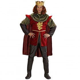 Koninklijke Ridder Kostuum Man