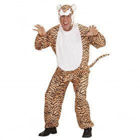 Tijger Compleet Kostuum Man