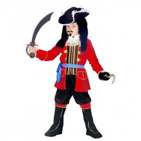 Piraten Kapitein Admiraal Kostuum Jongen