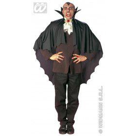 Cape Vampier Met Kraag Kostuum