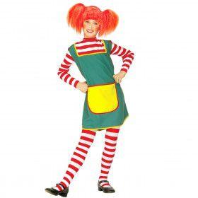 Ondeugende Kleine Pipi Kostuum Meisje