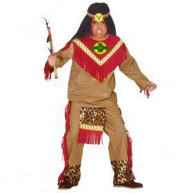 Chief Indiaan Raging Bull Kind Kostuum Jongen
