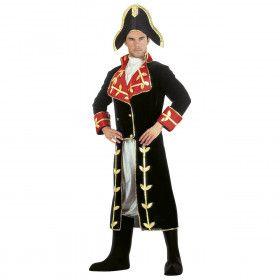 Keizer Napoleon, Fluweel Kostuum Man