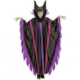Koningin Van De Nacht Malefizia Kostuum Vrouw