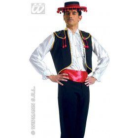 Snelle Verkleedset, Torero Espana Kostuum Man