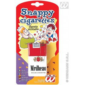 Sigaretten Met Klem