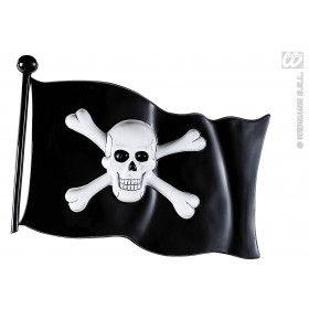 Decoratie Piratenvlag 45x32 Centimeter