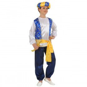 Arabische Prins Jongen Compleet Kostuum
