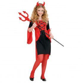 Schattig Duivel Meisje Kostuum